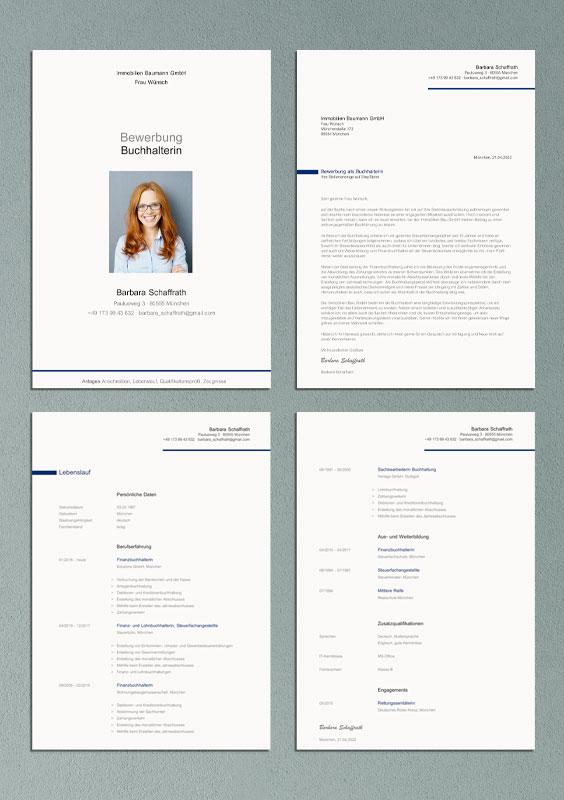 Nachwuchstalente - Bewerbung Schreiben Lassen - Bewerbung Schreiber